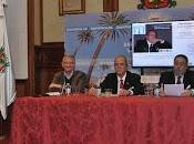 Momentos especiales conferencia masónica, impartida Salón Plenos Excelentísimo Ayuntamiento Orotava.