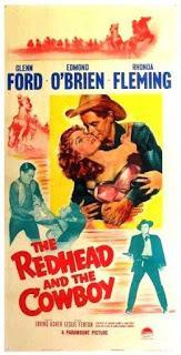 PELIRROJA Y EL COWBOY, EL (Secreto de la pelirroja) (Redhead and the cowboy, the) (USA, 1950) Western