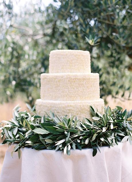 pastel boda olivo