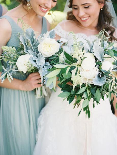 ramos damas honor olivo