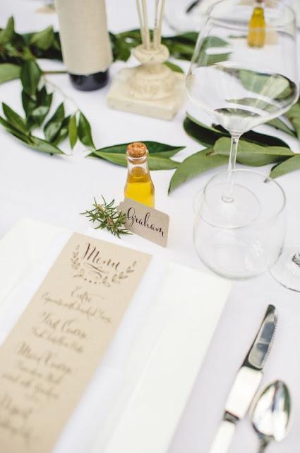 decoracion mesa boda hijas olivo