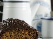 Cake calabaza baño chocolate