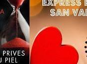 Sorteo Lectura Conjunta Express Especial Valentín: prives piel Patricia Geller.