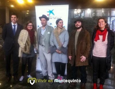 """Concierto escolar """"Los Moussakis"""", organizado por Fundación Cajasol y Obra Social La Caixa"""
