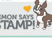 Card Simon Says Stamps: Enero