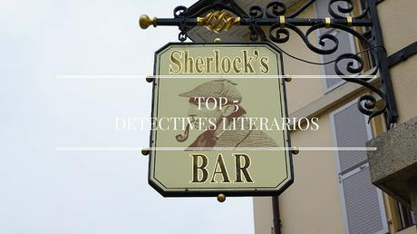 TOP 5 Detectives literarios