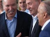 Mientras hija yerno juzgados Palma, Juan Carlos rejuvenece Florida.