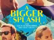 "Nuevo póster oficial bigger splash"""