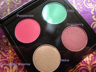 Mi quad de sombras MAC Cosmetics