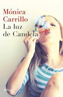 La luz de Candela (Mónica Carrillo)