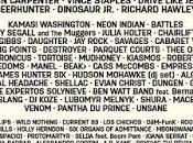 Primavera Sound 2016: Radiohead, Soundsystem, Harvey, Tame Impala, Brian Wilson, Chichos...