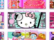 Juegos moda Hello Kitty
