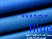 Trajes azules, color para 2016
