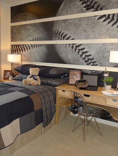 7 maneras de decorar una pared en un dormitorio juvenil paperblog - Decorar paredes dormitorio juvenil ...