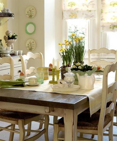 Comedores con encanto ii - Paperblog