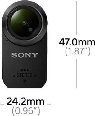 Sony mejora su gama media con la nueva HDR-AS50