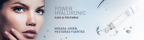 POWER HYALURONIC OJOS & PESTAÑAS DE SKEYNDOR.