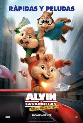 Alvin y las Ardillas: Fiesta sobre ruedas. Animación en crisis