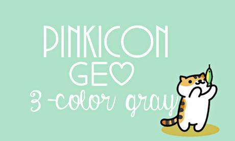 Review | GEO 3 Color Gray [Pinkicon]