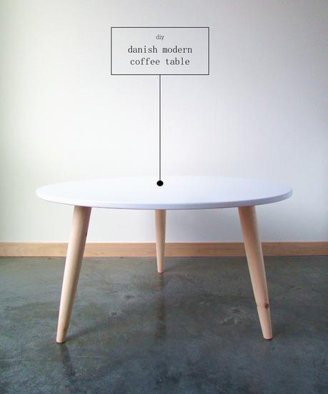 Diy mesa de centro de estilo n rdico paperblog for Mesa centro estilo nordico