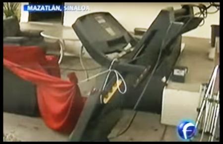 Los gadgets de Joaquín el chapo Guzmán