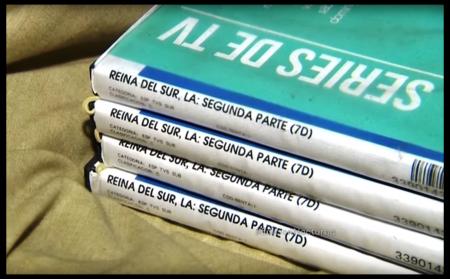 DVDs de la reina del sur
