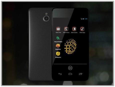 SGP Technologies Blackphone, de Silent Circle y GeeksPhone
