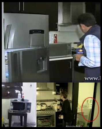 Electrodomesticos del chapo Guzmán