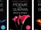 Trilogia-Pídeme quieras Megan Maxwell-Descargar gratis