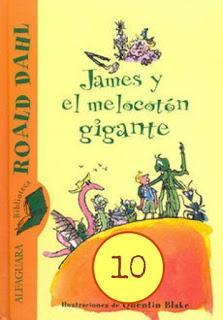 Top 10: LIBROS DE ROALD DAHL