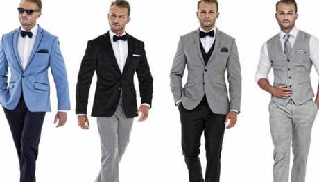 f204ac3a2 Cómo debes vestir caballero para una boda de día - Paperblog