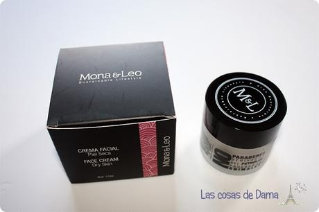Crema Facial piel seca Mona & Leo