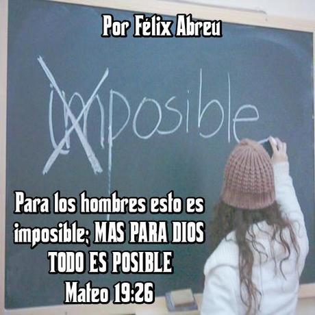 Convierte lo Imposible en Posible