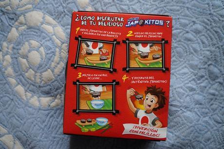 Japokitos, Phoskitos al estilo japones ¿?¿?¿?/日本とスペインのコラボレーション菓子