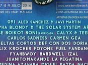 Weekend Beach festival sorprende edición 2016