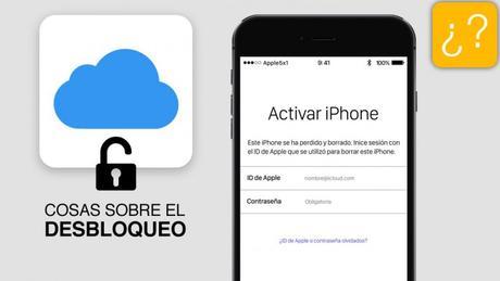 Se puede desbloquear un iphone con icloud 2019