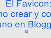 Colocar Favicon personalizado blog Blogger