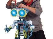 MeccaNoid robot Open Source Meccano