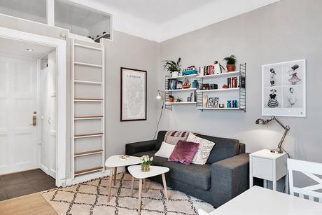 como decorar un pequeño apartamento
