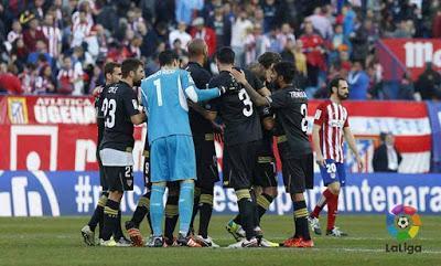 Crónica Atlético de Madrid 0 Vs Sevilla FC 0