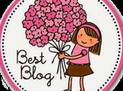 Premio Best Blog Award