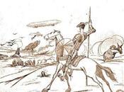 Madrid, cien años atrás. Cervantes, Centenario pan. enero, 1916