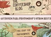 CoffeeShop Blog: +200 Acciones para Photoshop otros Recursos
