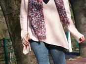 Outfit sportychic rosa