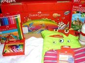 Faber castell sorteo pack kinder