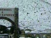 Tormenta invernal afectará Luis Potosí