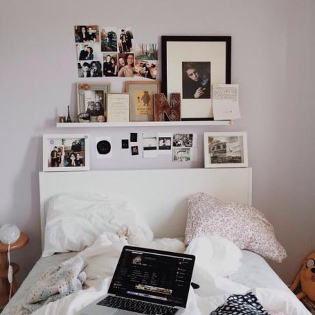 Uni Bedroom Inspiration