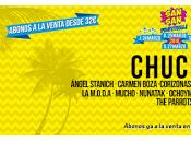 Chucho Sansan Festival 2016