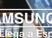 llega España Samsung