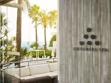 hotel, Marbella, spa